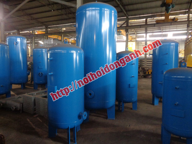 Air Storage, Pressure Tanks