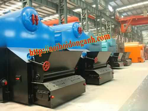 Other Boilers (chain grate boilers, electric boiler, oil boiler)