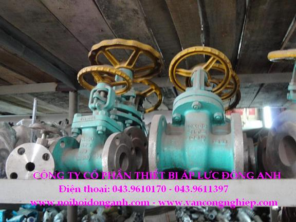 Gate valves - Flanges connection